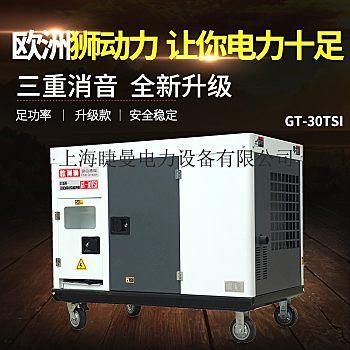 30kw柴油发电机医院备用