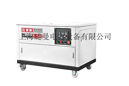 静音式25kw汽油发电机学校备用