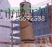 上海浦江镇路基钢板路基箱出租上海全套管全回转咬合桩连续墙拔桩清障