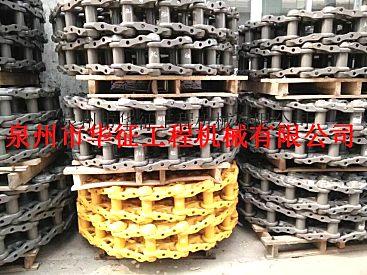 百联ZR160/ZR220/ZR250/ZR280旋挖钻机链条矿山型底盘四轮一带A1