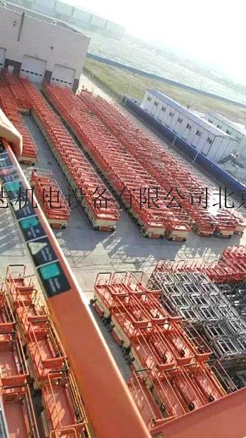 出租东风6-45米高空作业车