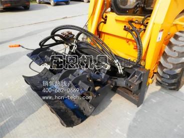 厂家直销0218路灯夹持器  HCN屈恩机具 滑移装载机