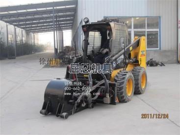 厂家直销0206铣刨器  HCN屈恩机具 滑移装载机