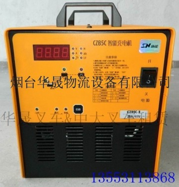 烟台林德电动托盘搬运车/堆高叉车充电机故障代码检测: 叉车维修服务
