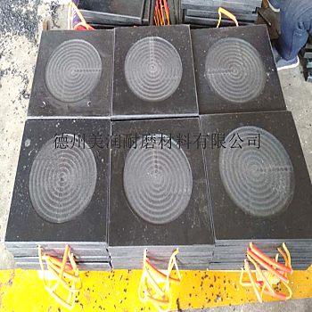 吊车支腿垫板 防滑泵车垫板 三一配套起重机垫脚板