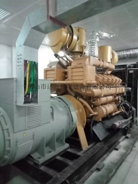 发电机电压低?找珠海斗门发电机维修,维修沃尔沃1241发电机(组)