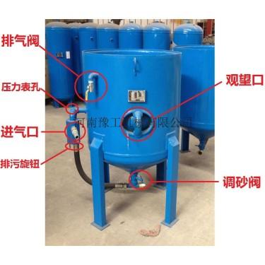 供应河南郑州豫工600型喷刷机