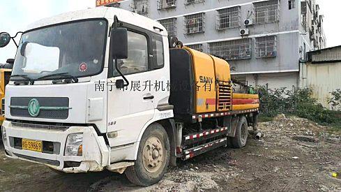 广西出租车载泵