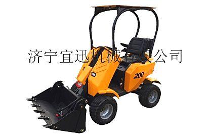 供应宜讯HY-200微小型滑移装载机