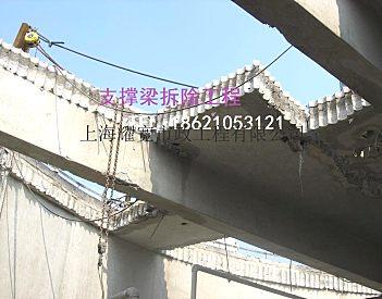 出租现代215-8挖掘机破碎镐头机/混凝土支撑切割破碎.桥梁房屋拆除混凝土路面破碎