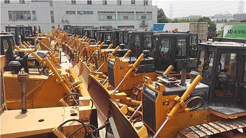 上海二手推土机交易市场||出售二手山推160-220推土机