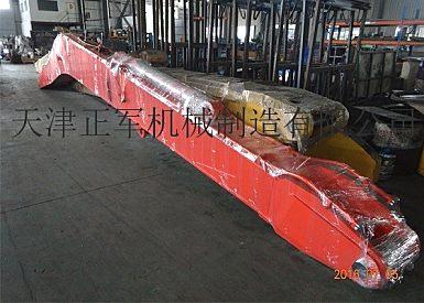 供应18米斗山加长臂挖掘机定制