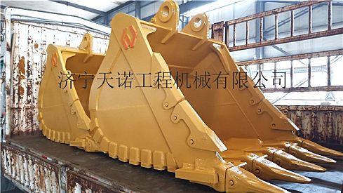 供应天诺机械CAT336挖掘机岩石斗,铲斗质量保证