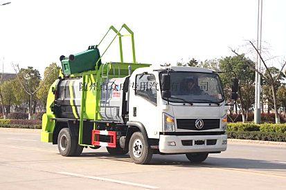 天津厂家直销各吨位-东风凯马餐厨垃圾车全国均可办理分期