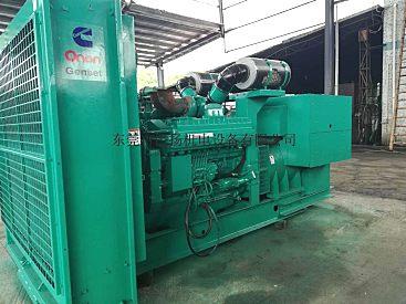 台山柴油发电机设备租赁