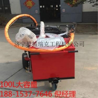 马路沥青灌缝机 大容量自发电型60L100L灌缝车