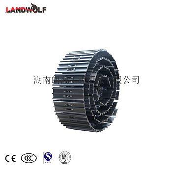 供应三一挖掘机底盘和传动部件履带总成STC190MA-6049