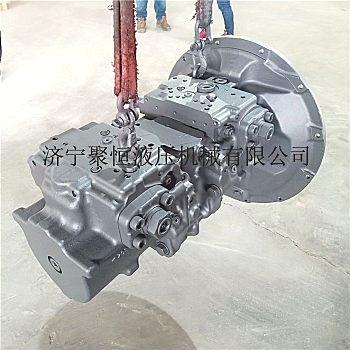 挖机液压泵维修小松PC400-7挖掘机液压泵维修检测