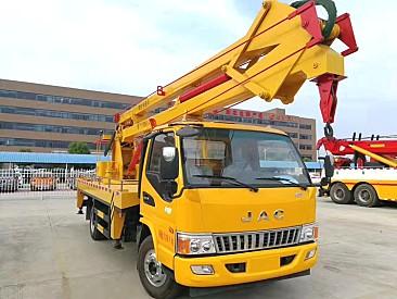 12米至28米东风高空作业车厂家直销价格优惠