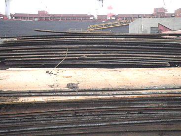 合肥出租高强度铺路钢板1.5*5*0.018M供应安徽各地