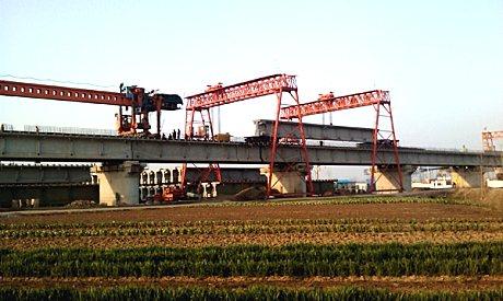 福建厦门龙门吊租赁大小吨位设备