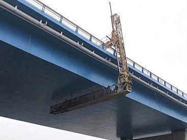22米桁架式徐工桥检车出租
