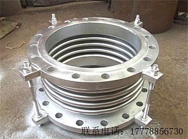 供应金属波纹管补偿器焊接法兰管道 结构简单价格低