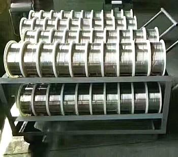 供应铁拓耐冲击耐磨焊丝YD405轧辊堆焊焊丝厂家反击式破碎机