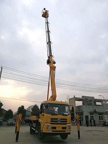 东风28米32米35米高空作业车云梯高空车厂家直销价格优惠
