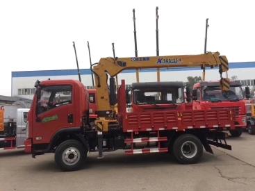 福建东风3.2吨5吨8吨12吨16吨随车吊出售可分期