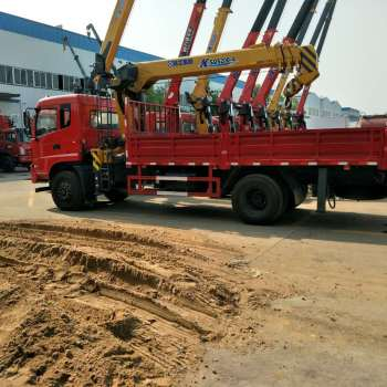 天津厂家直销徐工8吨10吨12吨14吨16吨随车吊价格_可分期购车