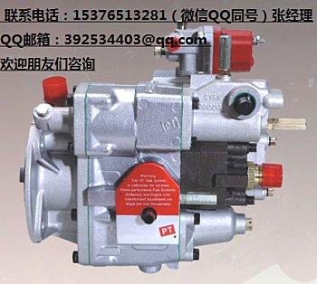 供应山推K2016-M600发动机PT燃油泵总成3086397装载机其它配套件