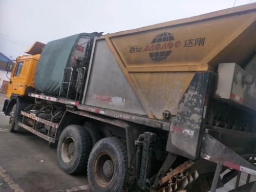 出售二手达刚DGL5525TBS碎石同步封层车