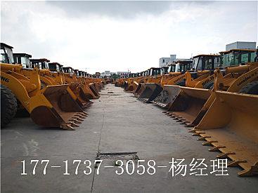 忻州二手铲车市场||出售二手龙工3吨5吨装载机