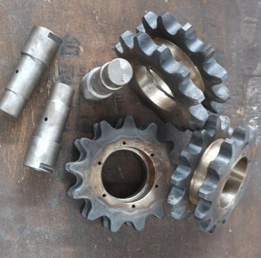 梭式矿车配件驱动链轮从动轮