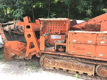 翻新挖掘式装载机