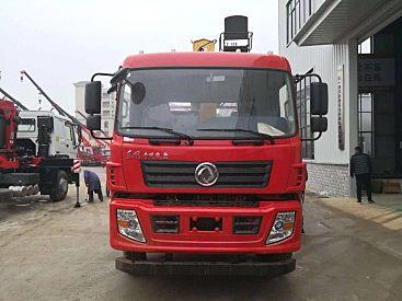江苏连云港5吨8吨12吨14吨随车吊现货厂家直销可分期利息低无任何费用