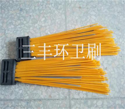 天津机扫王塑料扫把 天津机扫王刷头 扫路车刷头