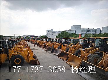 衢州二手铲车市场||出售二手龙工30-50装载机