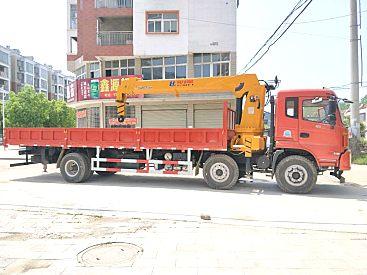 福建三明3-20吨随车吊现货厂家直销可分期利息低无任何费用