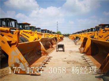 ||桂林二手铲车市场||出售二手龙工30-50装载机