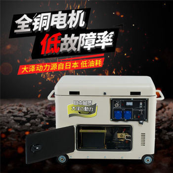 大泽动力TO9800ET-J