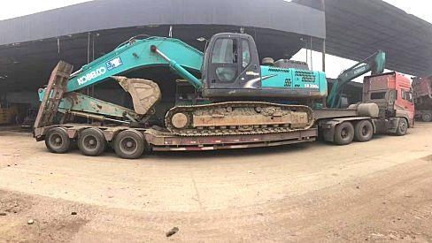出租神钢350挖掘机,新车老手,活漂亮,价格美丽!