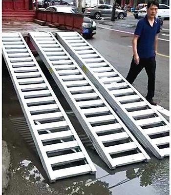 供应龙工350叉车上下车铝梯铝爬梯