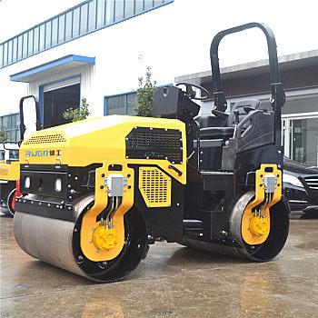 供应儒工 RYL-1200 座驾式震动压路机 全液压压路机参数