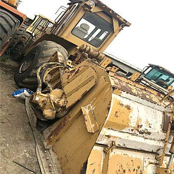 高价回收二手推土机 装载机 起重机