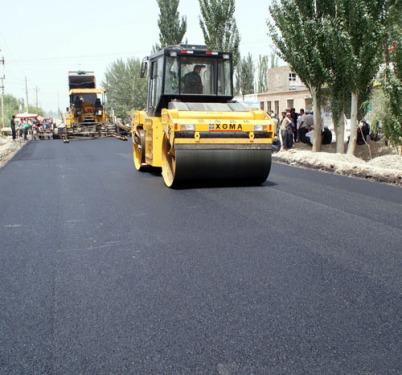 承接沥青路面施工、沥青路面养护、沥青路面修补等工程