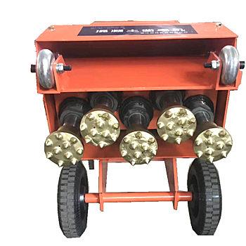 供应ZM80-5手推式大头凿毛机 混凝土强力气动凿毛机