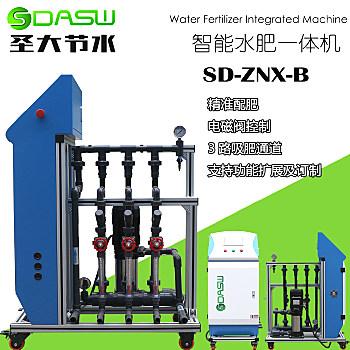 供应山西 自动施肥机SD-ZNX-B智能水肥一体机 圣大节水