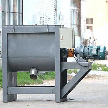 佛山原厂高质量大型搅拌机卧式拌料机优惠直销
